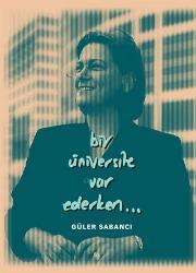 Bir Üniversite Var Ederken Kitap Kapağı